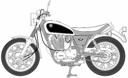 Yamaha SR40 (1996)