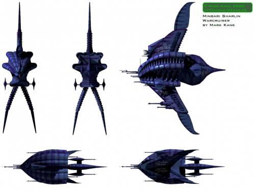 Sharlin (War Cruiser)
