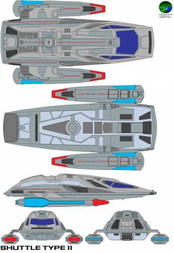 Shuttle galleo 12