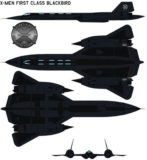 XMEN FC BLACKBIRD