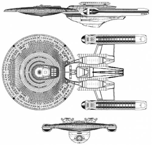 Montgomery Refit (NCC-12040)
