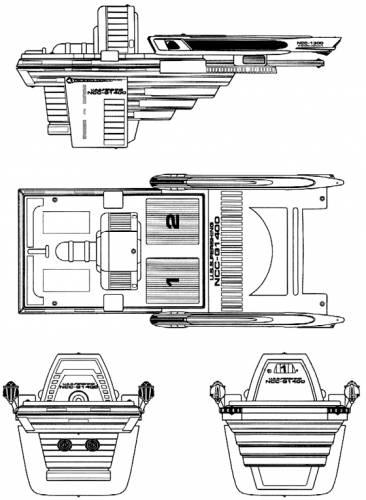 Pershing (NCC-G1400)