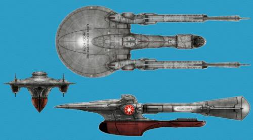 Enterprise Proposed (NCC-1071)