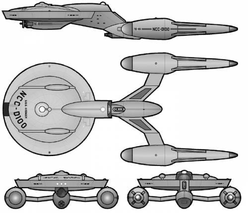 Avenger (NCC-D100)