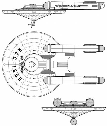 Kearsarge Upgrade 2 (NCC-1500)