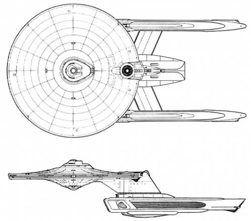 Ranger Proposed (NCC-2701)