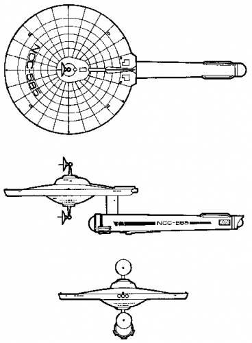 Bell MK-II (NCC-585)