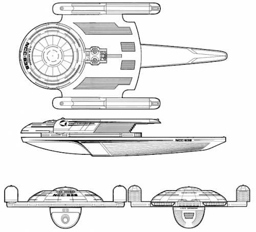 Grissom II (NCC-638)