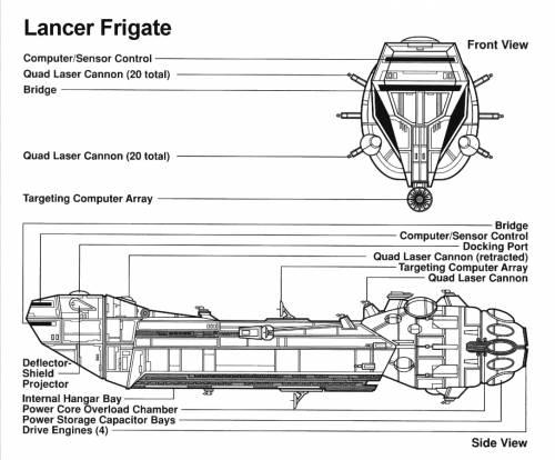 Lancer Frigate