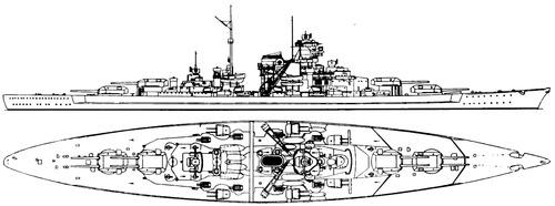 DKM Bismark 1941 [Battleship]
