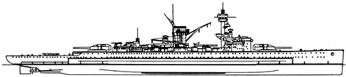 DKM Deutschland 1937 [Pocket Battleship]