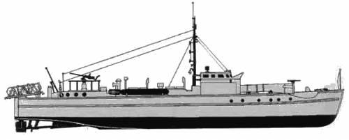 DKM E-Boat S-10