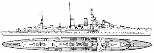 DKM Emden (Light Cruiser) (1944)