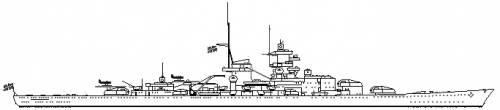 DKM Gneisenau (1939)