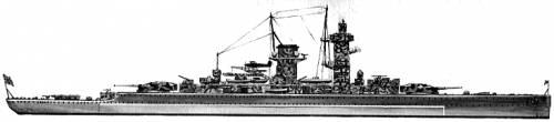 DKM Graf Von Spee (Battleship) (1939)