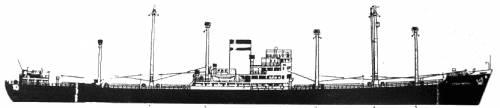 DKM Kormoran HSK-8 (Merchant) (1939)