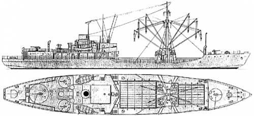 DKM Kriegs Transporter KT-1