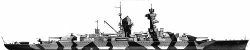DKM Lutzow (Battleship) (1944)