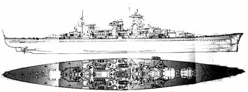 DKM Scharnhorst (1943)