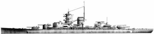 DKM Scharnhorst (Battleship)