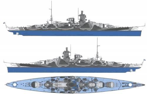 DKM Scharnhorst (Battleship) (1943)