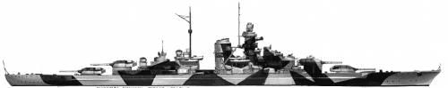 DKM Tirpitz (Battleship) (1944)