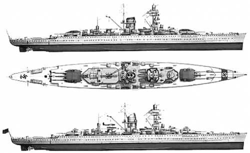 KM Admiral Graf Spee (1939)