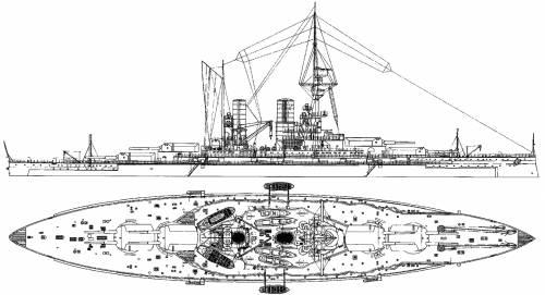 SMS Bayern [Battleship] (1916)