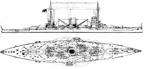 SMS Goeben (1905)