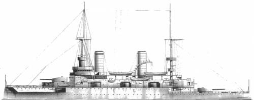 SMS Kaiser (Battleship) (1895)