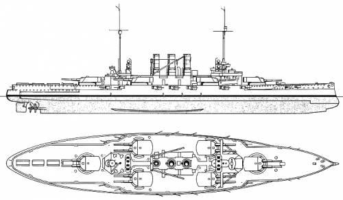 SMS Ostfriesland (1914)