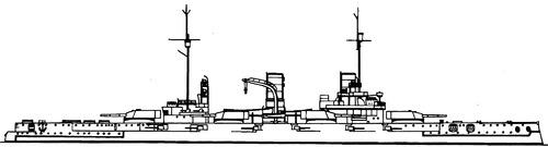 SMS Westfalen 1918 (Battleship)