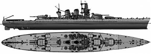 RM Littorio (Battleship)