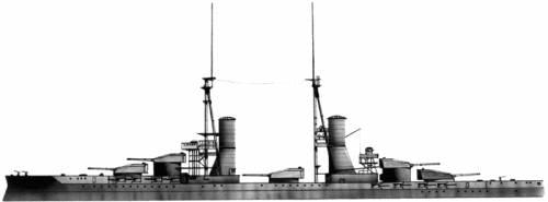 RN Andrea Doria (Battleship) (1912)