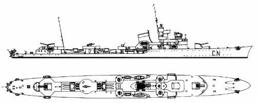 RN Camicia Nera (Destroyer) (1939)