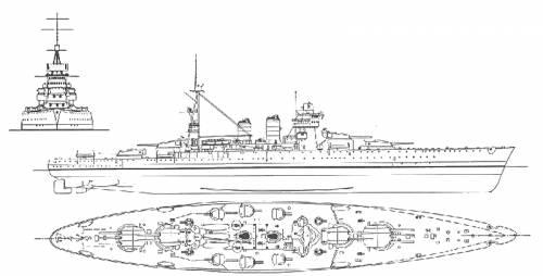 RN Giulio Caesare (1937)