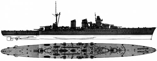 RN Giuseppe Garibaldi (1933)