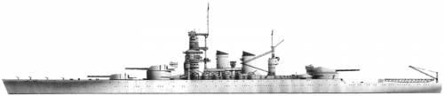 RN Littorio (Battleship) (1934)