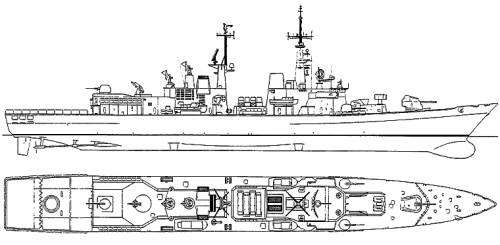 RN Luigi Durand De Le Penne D-560