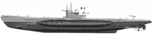 RN R.Smg. S1 (1943)