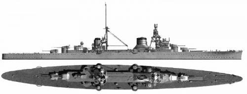 RN Trento (Heavy Cruiser) (1942)