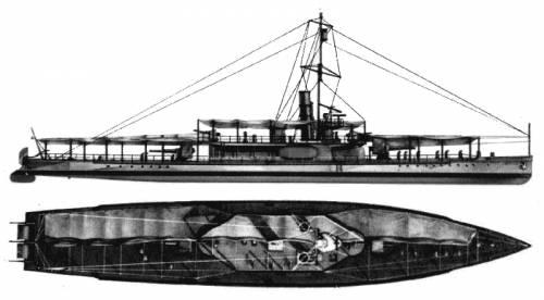 HMS Aphis (Gunboat) (1919)