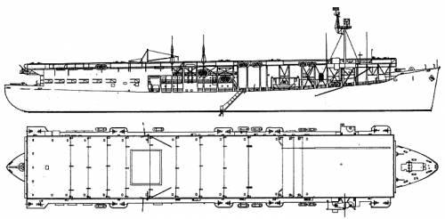 HMS Attacker (ex USS CVE-7 Barnes) (1942)