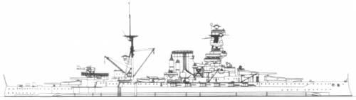 HMS Barham (1941)