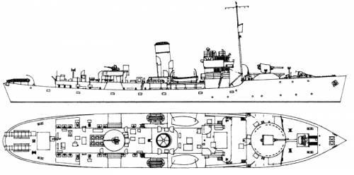 HMS Begonia (Corvette) (1941)
