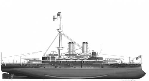 HMS Benbow (1898)