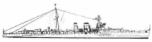 HMS Cairo (Cruiser) (1939)