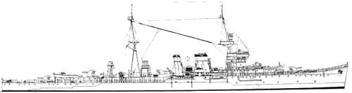 HMS Cairo (Cruiser) (1942)