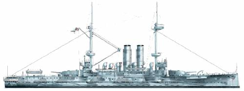 HMS Canopus (Battleship) (1914)