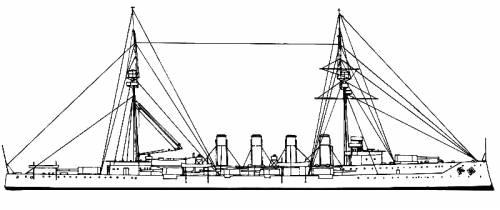 HMS Cochrane (Battleship) (1910)